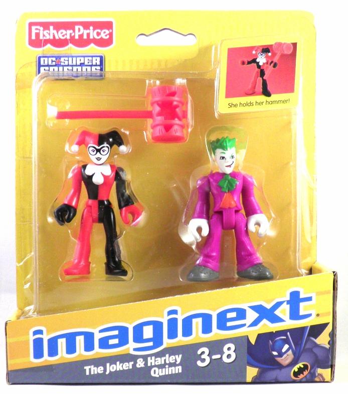 4d199928898a She s Fantastic  Imaginext HARLEY QUINN!