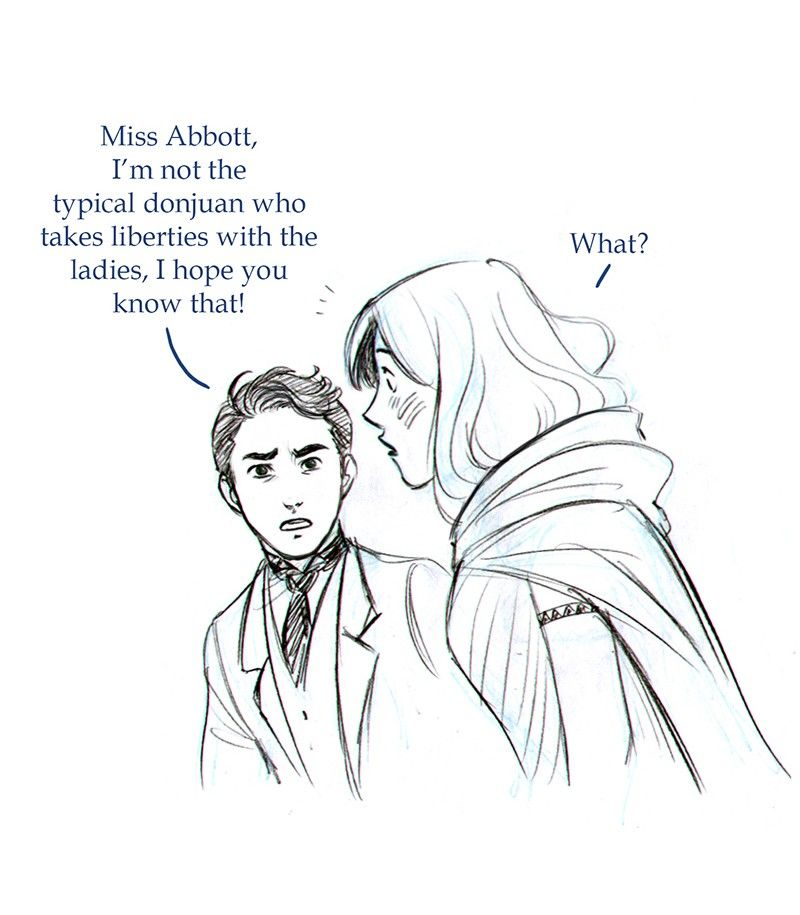Miss Abbott And The Doctor - Chapter 17
