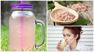 Préparation de l'eau alcaline pour perdre du poids, soulager la fatigue et prévenir les maladies