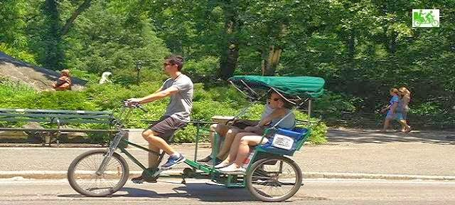 Best Central Park Pedicab Tours by TripAdvisor
