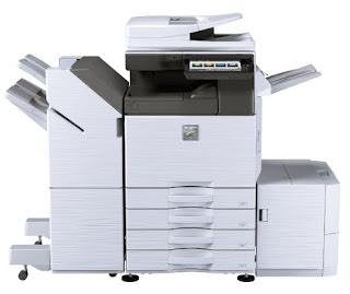 Sharp MX-6050N Printer Driver Download