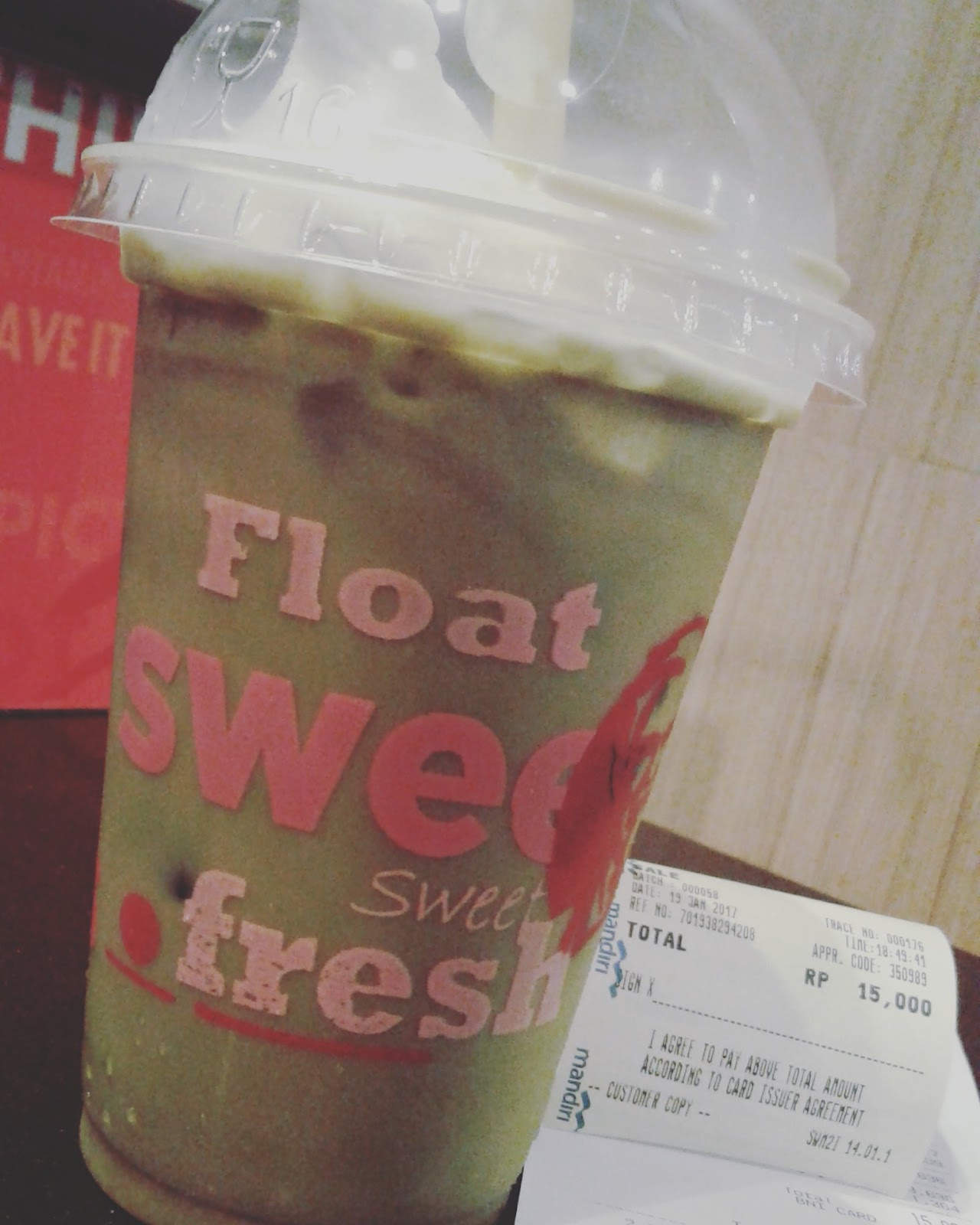 Harga Mocha Float Kfc : harga, mocha, float, Grafficip, Zero:, Chokocha, Float