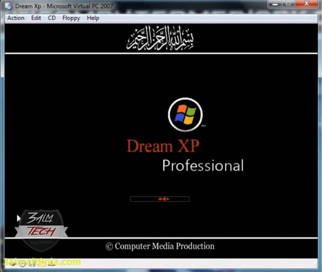 Dream Blue Xp Sp3 Universal Auto Ghost