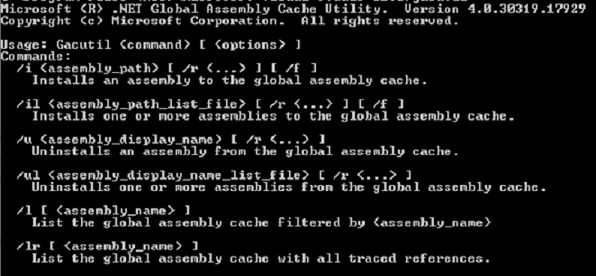 Coding Defined: Understanding Global Assembly Cache (GAC)