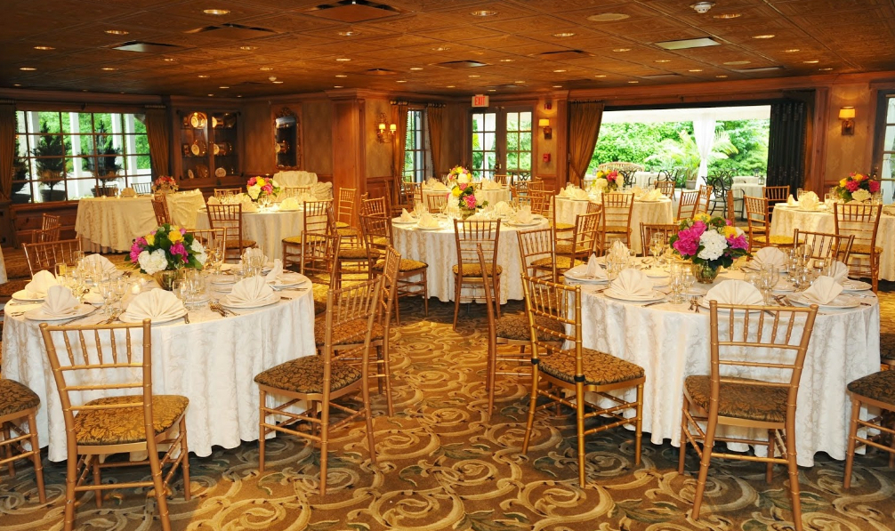 The Old Mill Inn NJ Wedding Venue