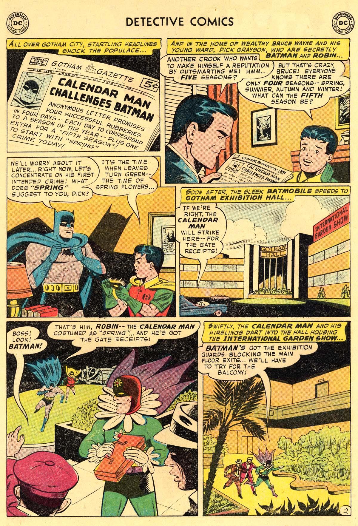 Detective Comics (1937) 259 Page 3