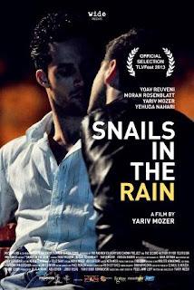 Snails in the rain, 2013