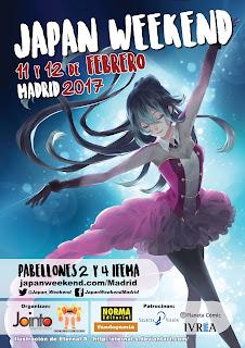 XVI Japan Weekend Madrid