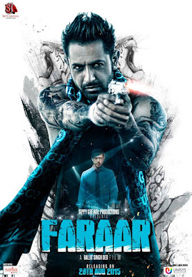 Faraar 2015 Punjabi 480P DvdRip 400MB, Punjabi Movie faraar 2015 gippy grewal punjabi dvdrip 480p free direct download hdrip 300mb or 350mb or watch online full movie at https://world4ufree.ws
