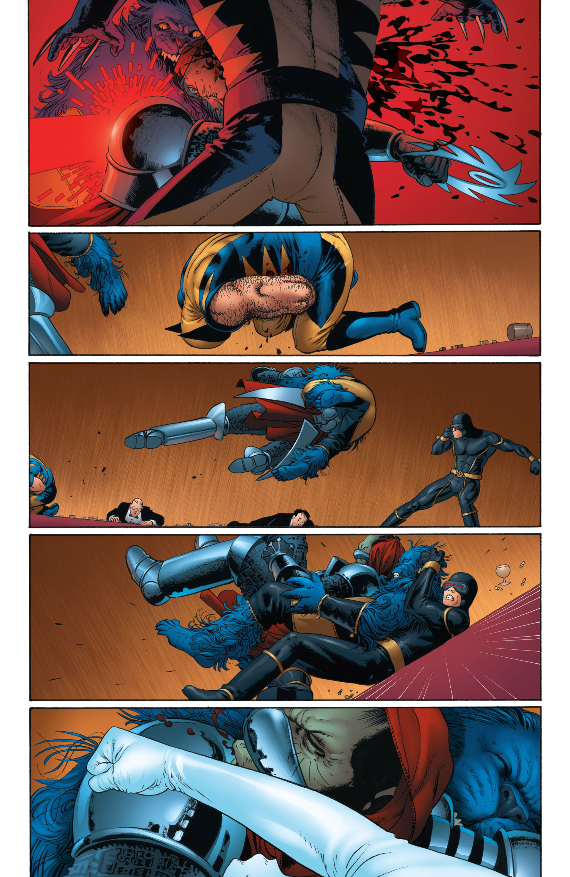 Astonishing X-Men (2004) issue 2 - Page 12