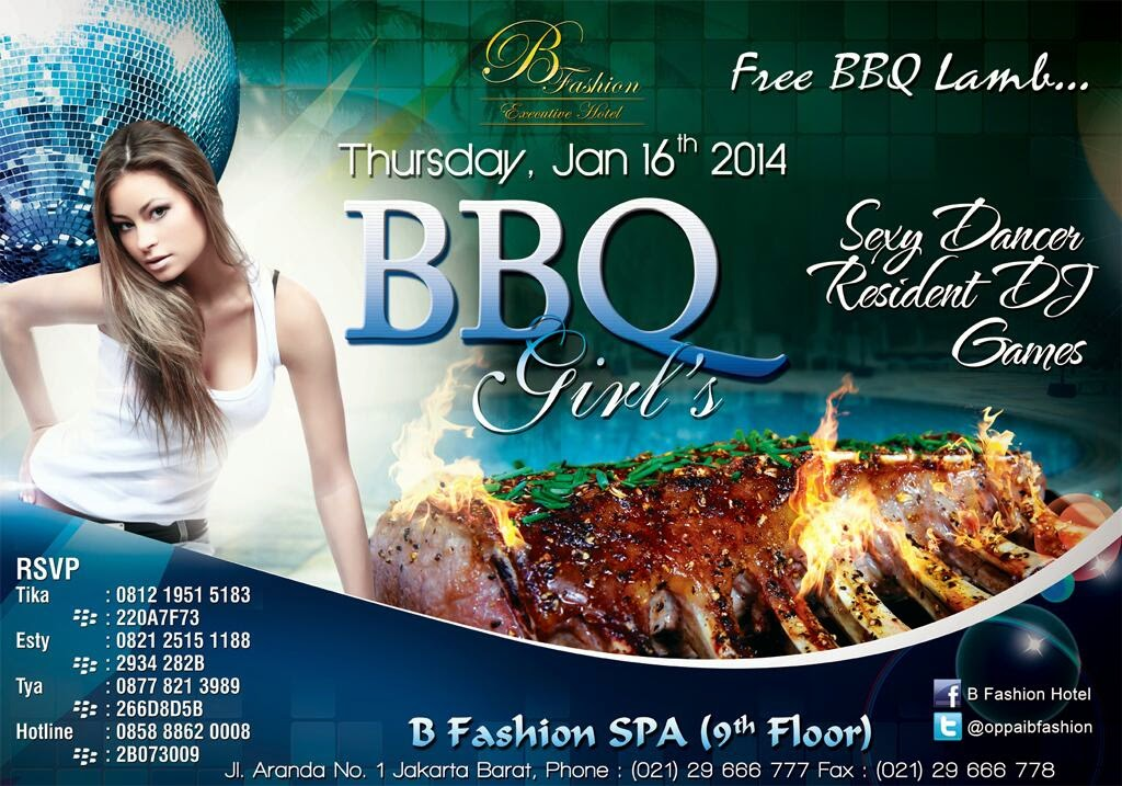 B'Fashion Hotel, Spa, Karaoke & Oppai Club | Jakarta100bars