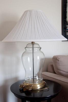Krylon Looking Glass Mercury Glass Lamp