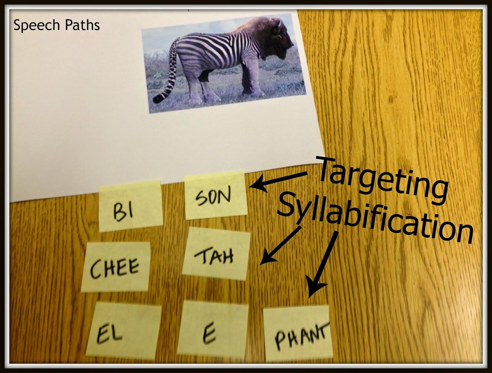 Speech Paths Hybrid Animals