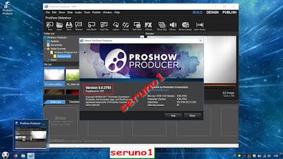 Screenshot Photodex ProShow Producer 9.0.3793 Full Version