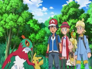 Pokémon XY&Z Dublado – Episódio 11