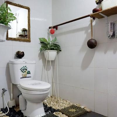 Arsitektur kamar mandi minimalis