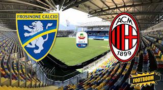Милан – Фрозиноне смотреть онлайн бесплатно 19 мая 2019 прямая трансляция в 19:00 МСК.