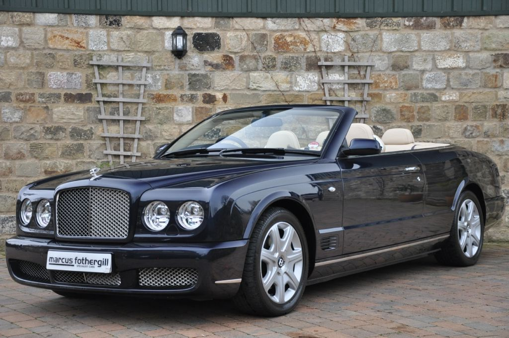 Car & Bike Fanatics: Bentley Azure Cabriolet