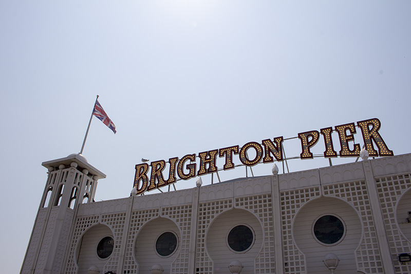 Brighton, uk, day-trip, travel, break, holiday, beach, brighton pier, casino, funfair