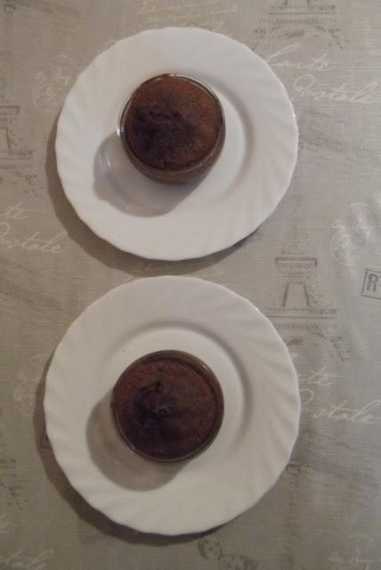 Kuchnia francuska #1 - Fondant au chocolat - zdjęcie 3 - Francuski przy kawie