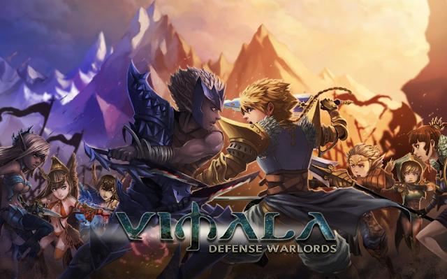 Vimala Defense Warlords Mod Apk