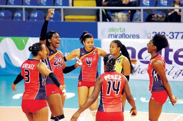 RD conquista su cuarto Oro en Copa Panamericana de Voleibol Femenino Sub-23