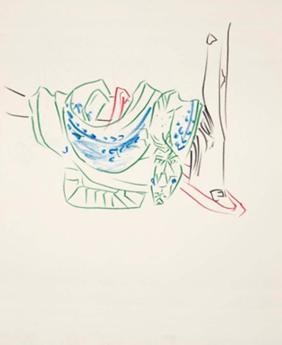 Bill Lynch, contemporary drawing, drawing, Tanya Leighton