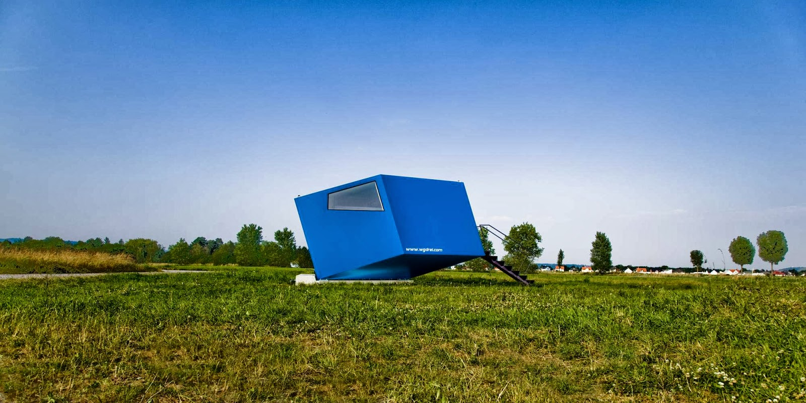 Transportable-House-Hypercubus