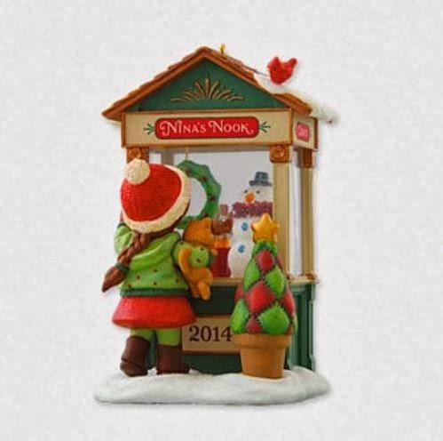 Hooked on Hallmark: 2014 Hallmark Keepsake Club Ornaments