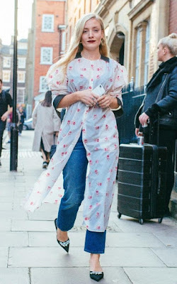 Best Street Style From London Fashion Week