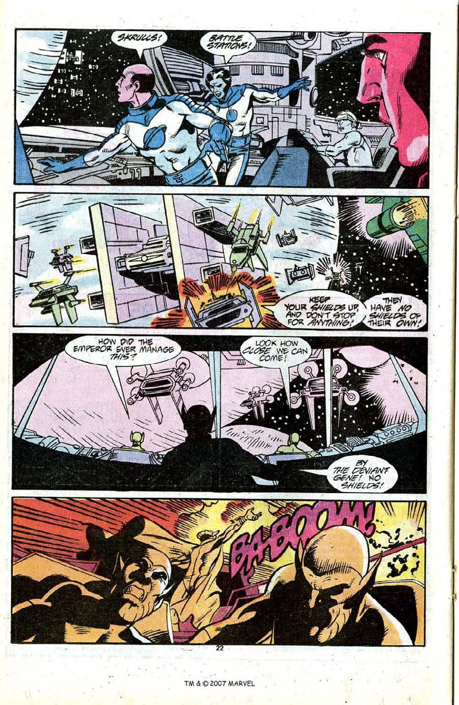 Read online Silver Surfer (1987) comic -  Issue #13 - 24