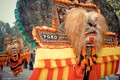 Reyog Ponorogo