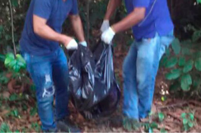 Niños jugando encuentran cadáver podrido y sin rostro en la frontera, y no era el de Chavez