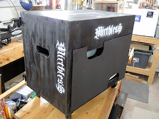 The Carmichael Workshop Road Case
