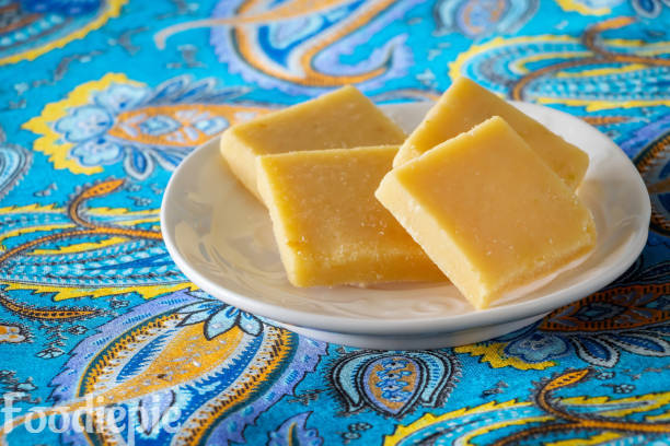 Khoya Barfi Recipe | Mawa Barfi Recipe at home
