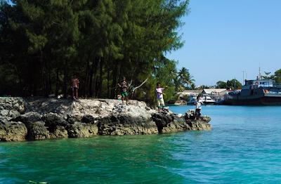 Orang-orang Pulau di Pramuka