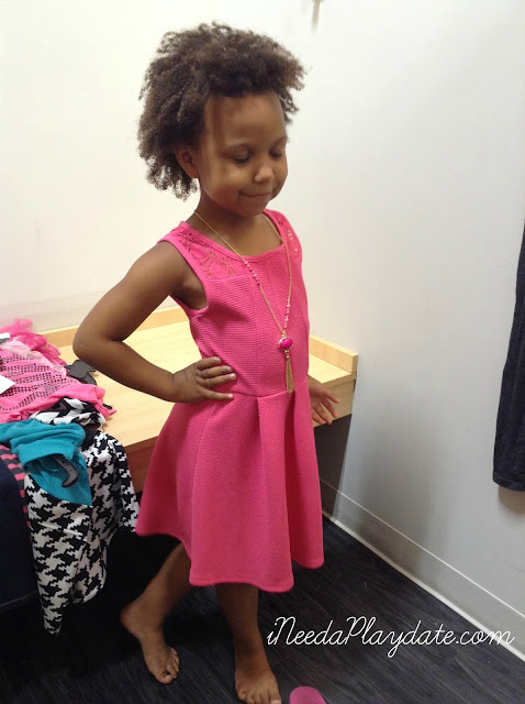 Pretty in Pink! Back to School shopping at @Gordmans