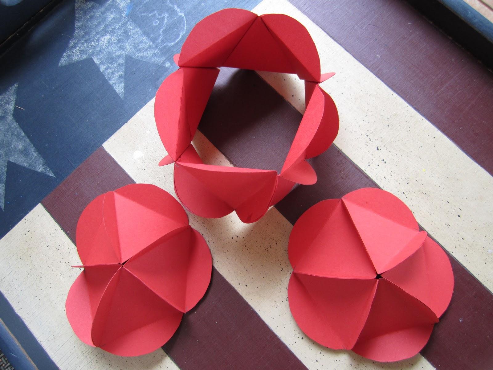 Making Fun Diy Polyhedrons A K A Paper Balloons