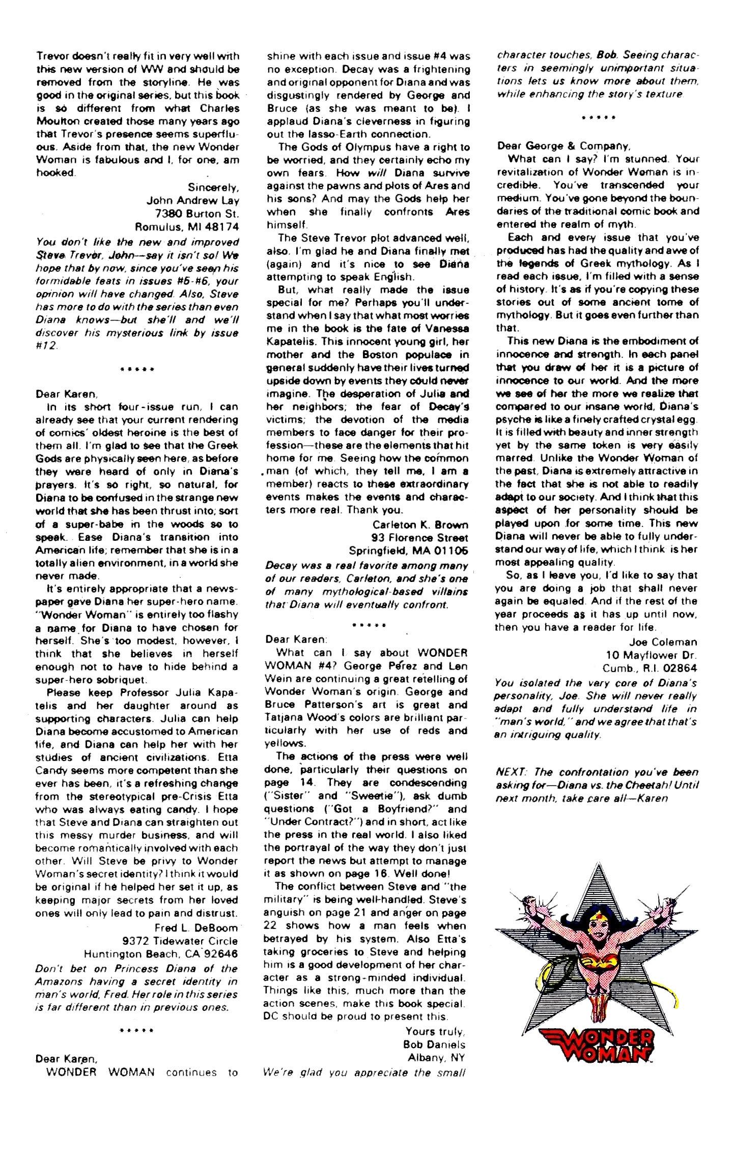 Read online Wonder Woman (1987) comic -  Issue #7 - 24