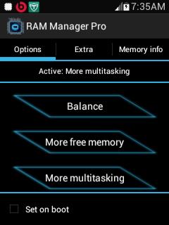 Update New RAM Manager Pro V7.0.0 Apk Full Version