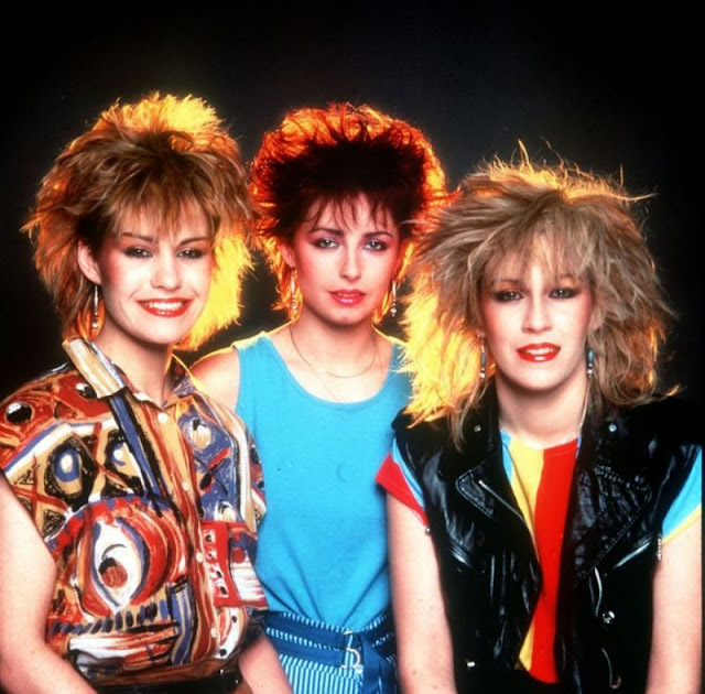 How To Dress Like Bananarama In The 1980s Vintage Everyday