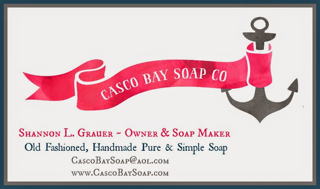 Casco Bay Soap Co.