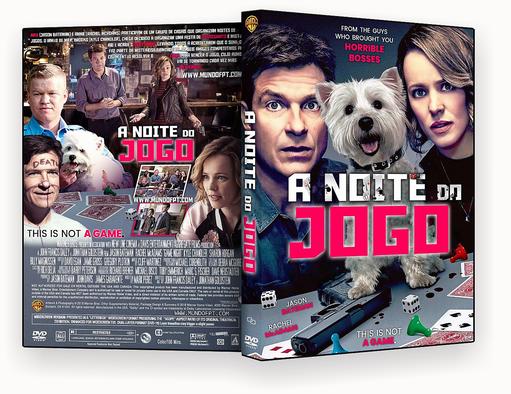 DVD – A NOITE DO JOGO 2018 – ISO -CINEMA