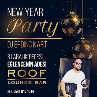 roof lounge bar kusadasi yilbasi partisi eglencesi