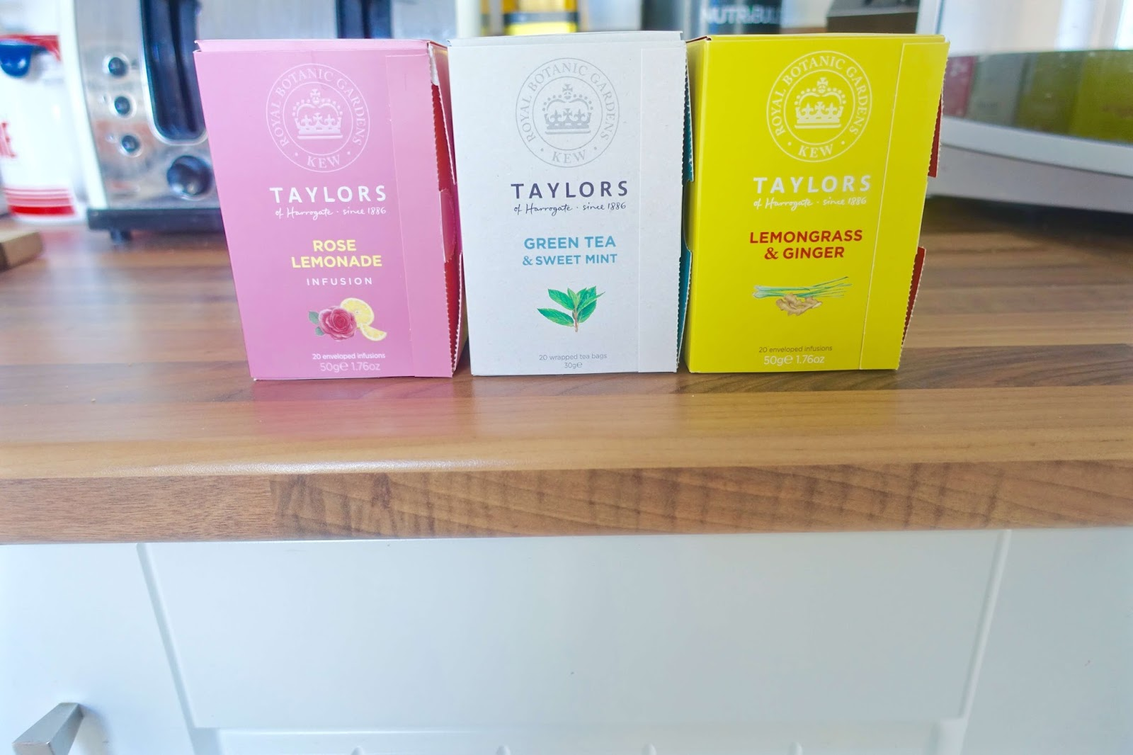 Taylors of Harrogate infused and herbal teas