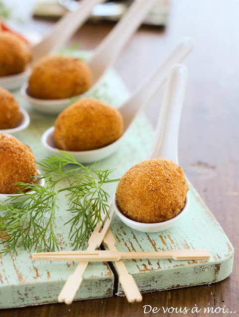 croquettes de jambon croquetas de jamon
