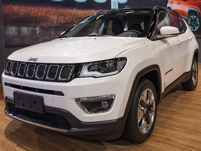 Jeep Compass 2.0 Flex x VW Tiguan 1.4 TSI - comparativo