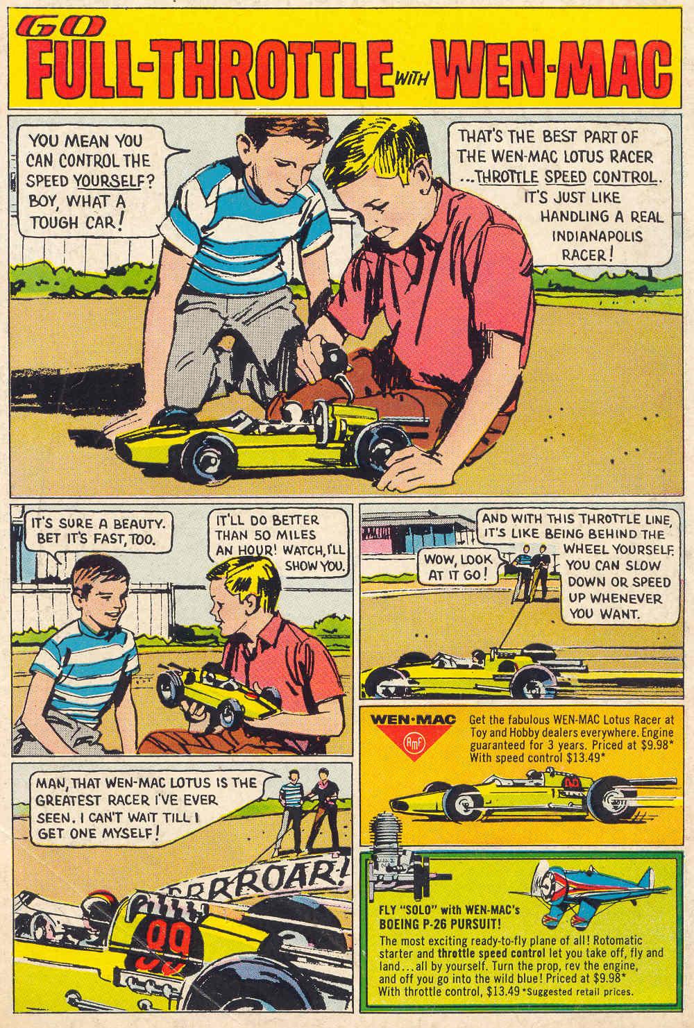 Strange Adventures (1950) issue 180 - Page 36