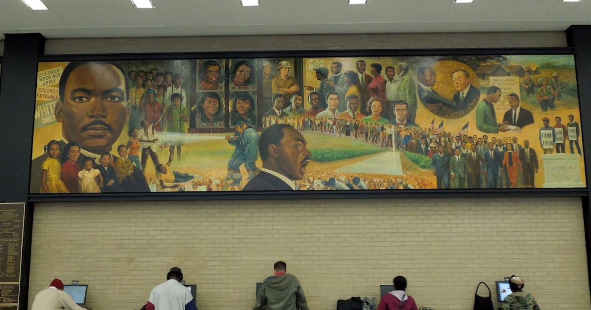 Picturedc Martin Luther King Jr Library