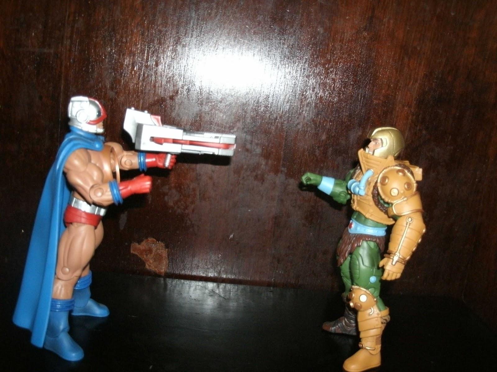Sincere 10 X He-man Motu Figurine Leg-repair Bands Tv, Movies & Video Games Toys & Games